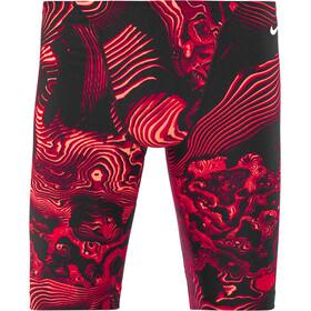 Nike Swim Geo Aftershock Bathing Trunk Men red